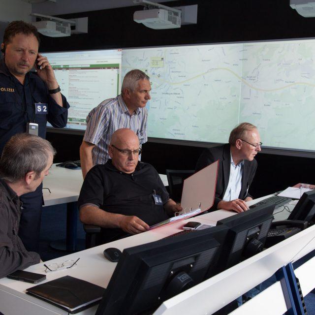 ERiC Control Room
