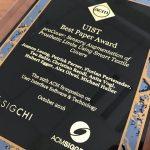 Best Paper Award – proCover – UIST2016